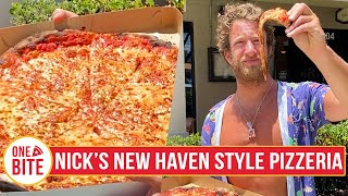 Barstool Pizza Review - Nick's New Haven Style Pizzeria  Boca Raton, Fl