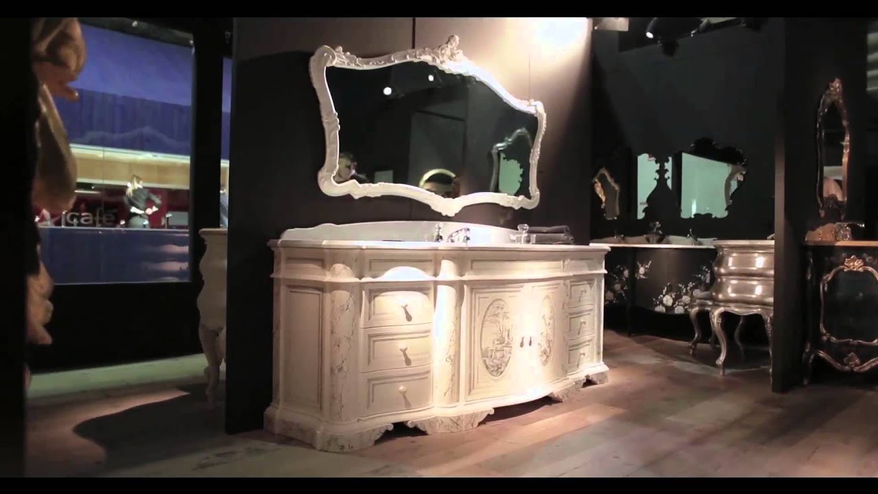 Arredo bagno, Salone del Mobile Milano 2014: B&C made in Italy - YouTube