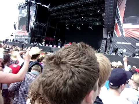 Dizzee Rascal - Bonkers live at Rock am Ring 2010