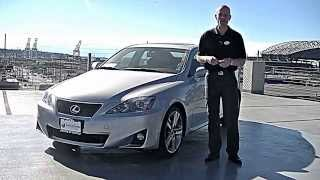 Why a 2012 Lexus IS250 under $14000 is just too good to pass up