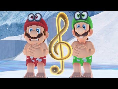 Super Mario Odyssey - Mario & Luigi Walkthrough Part 7
