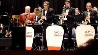 Swing Legenden - Max Greger, Hugo Strasser & Paul Kuhn CCW 28. April 2012