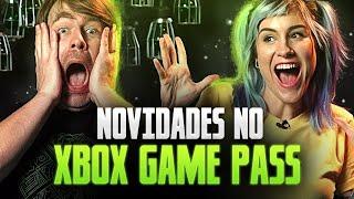 NOVOS JOGOS NO XBOX GAME PASS - Xbox Drops