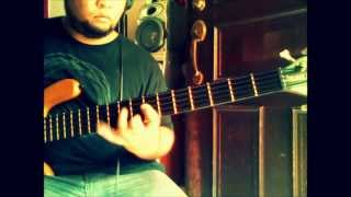 Tipe X - Lagi Lagi Sendiri Bass Cover (blaquetangledhart)