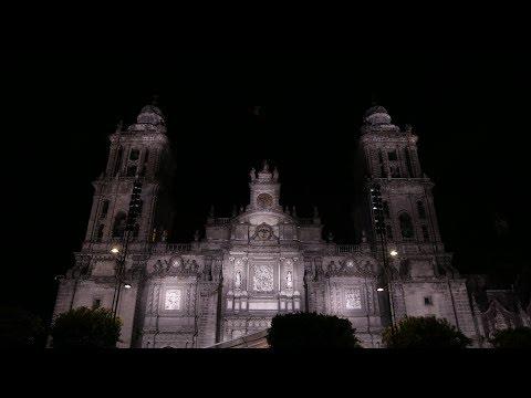 Encendido de Iluminación para la Catedral Metropolitana