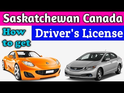 How To Get Driving License In Canada | Canadian Driver's License