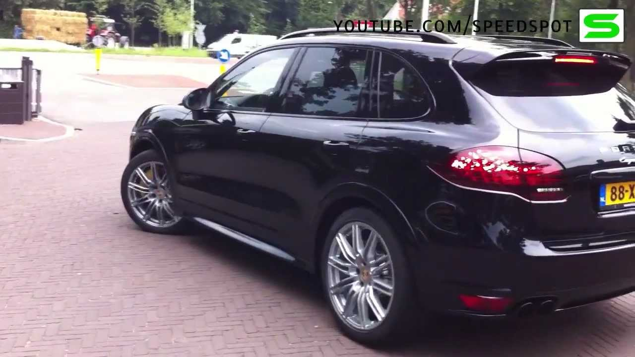 new porsche cayenne gts sound youtube. Black Bedroom Furniture Sets. Home Design Ideas