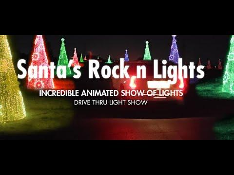 Santa's Rock N Lights | Werner Park | Omaha | NE