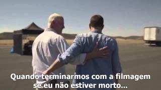 Making Off Comercial épico com Van Damme da Volvo (LEGENDADO EM PORTUGUÊS)