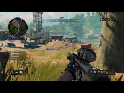 Call Of Duty BLACK OPS 4 Multiplayer/Blackout Gameplay Scarlet and Ajax Unlocked
