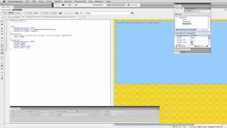 07 de eerste div container gecentreerd in browser