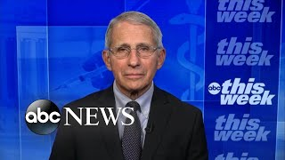FDA panel will continue to reexamine and modify booster recommendations: Fauci