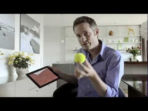Exclusive Preview on iOS 5 - iPad Zauberer Simon Pierro [subtitled]