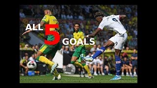 Norwich City vs Chelsea 2-3 All Goals   Highlights