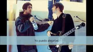 Oasis - The Girl in the Dirty Shirt (Subtitulada)