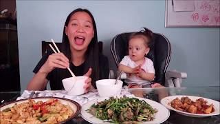 Vlog 648 ll 1 Bàn Đồ Ăn Ngon. Ai Ngờ Giữa Chừng Thì 2 Mẹ Con Gây Lộn