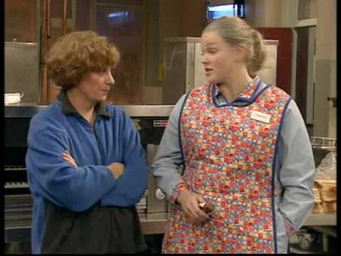 Dinnerladies  Series 1  Episode 4  Part 1