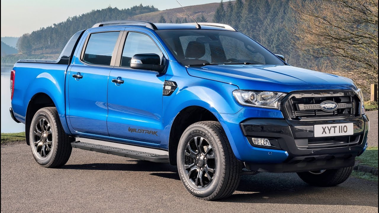 2018 Ford Ranger Wildtrak X An Affordable Midsize Pickup Youtube