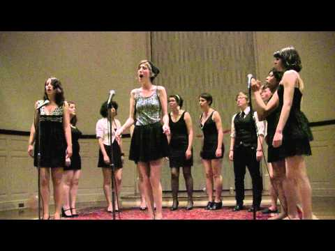 Groove a cappella - The Chain (Ingrid Michaelson), 2012