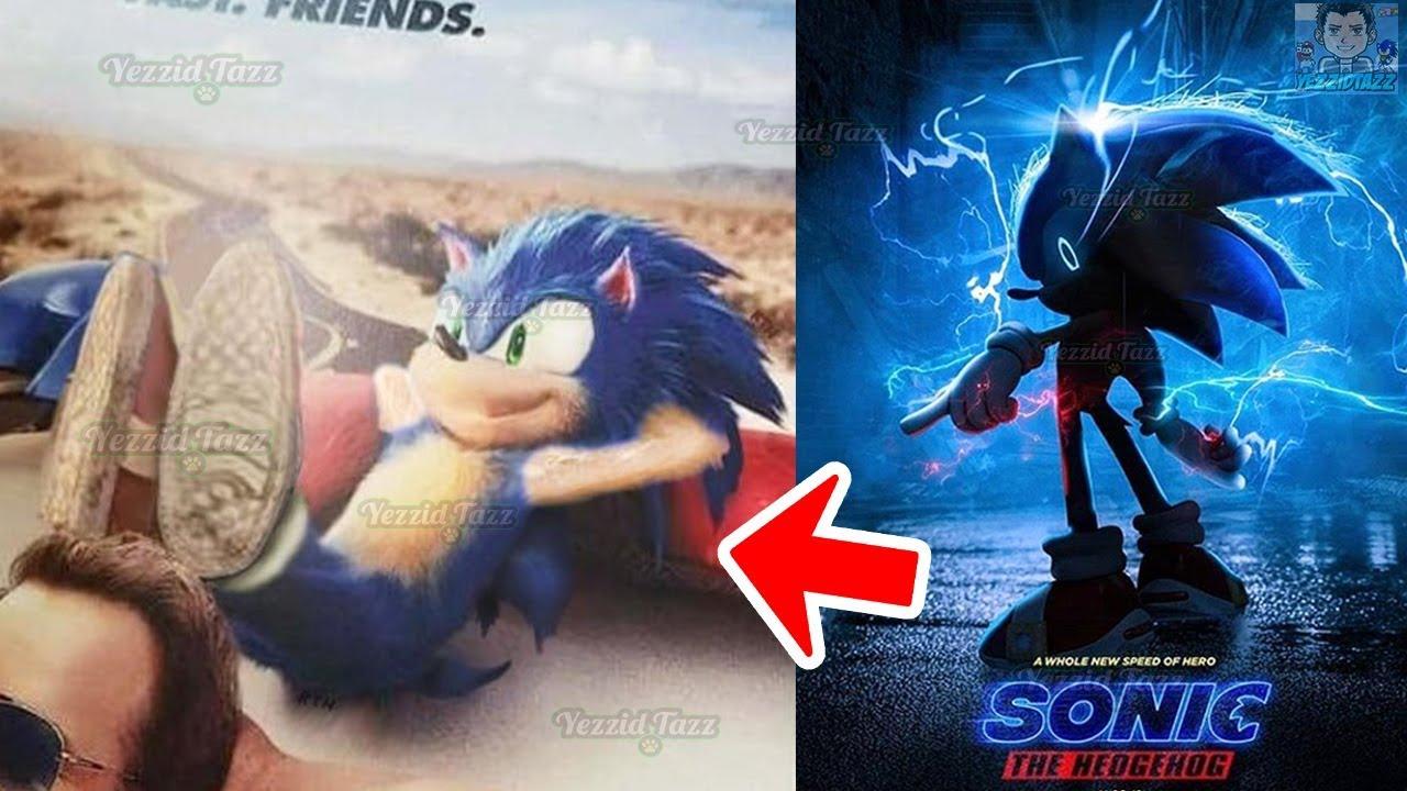 10 Increibles Curiosidades De Sonic La Pelicula Youtube