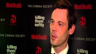 Scoot McNairy - Killing Them Softly Interview!