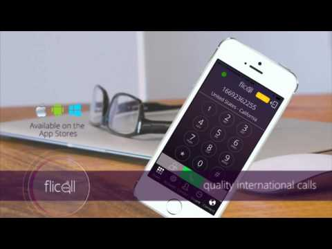 Download Flicall App Enjoy 10mins Free Calls to Africa & Mexico