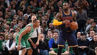 Boston Celtics Vs Cleveland Cavaliers Full Game Highlights| October 17th, 2017|