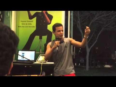 Yo Habibi! – Performance on Arabic Song in Live Karaoke