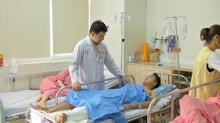 Thầy giáo vùng sâu mắc bệnh máu khó đông gặp tai nạn, lâm vào hiểm cảnh