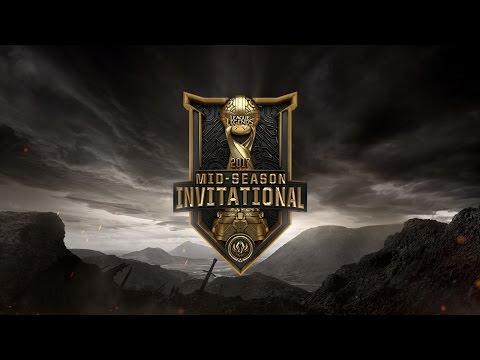 SKT vs G2 - 2017 MSI Grand Finals - G1