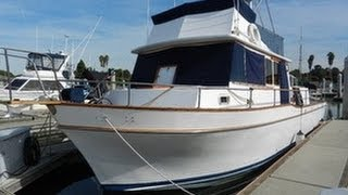 [SOLD] Used 1974 Californian 42 Long Range Cruiser in San Leandro, California