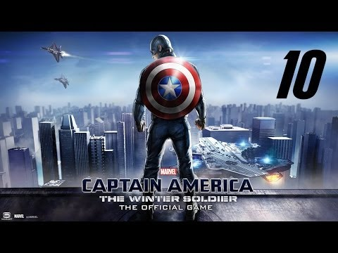 Captain America: The Winter Soldier - The Official Game - iOS/Android - Walkthrough/Let`s Play - #10