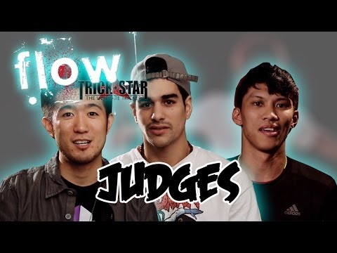Trickstar  Meet the Judges  Trickstar Battle