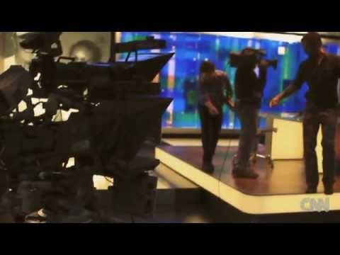 Piers Morgan Tonight CNN - Theme Music (Behind the Scenes)