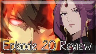 The Cost of Power - The Rising of the Shield Hero Episode 20 Anime Review