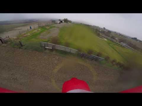 Crash Landing GoPro Hero 5