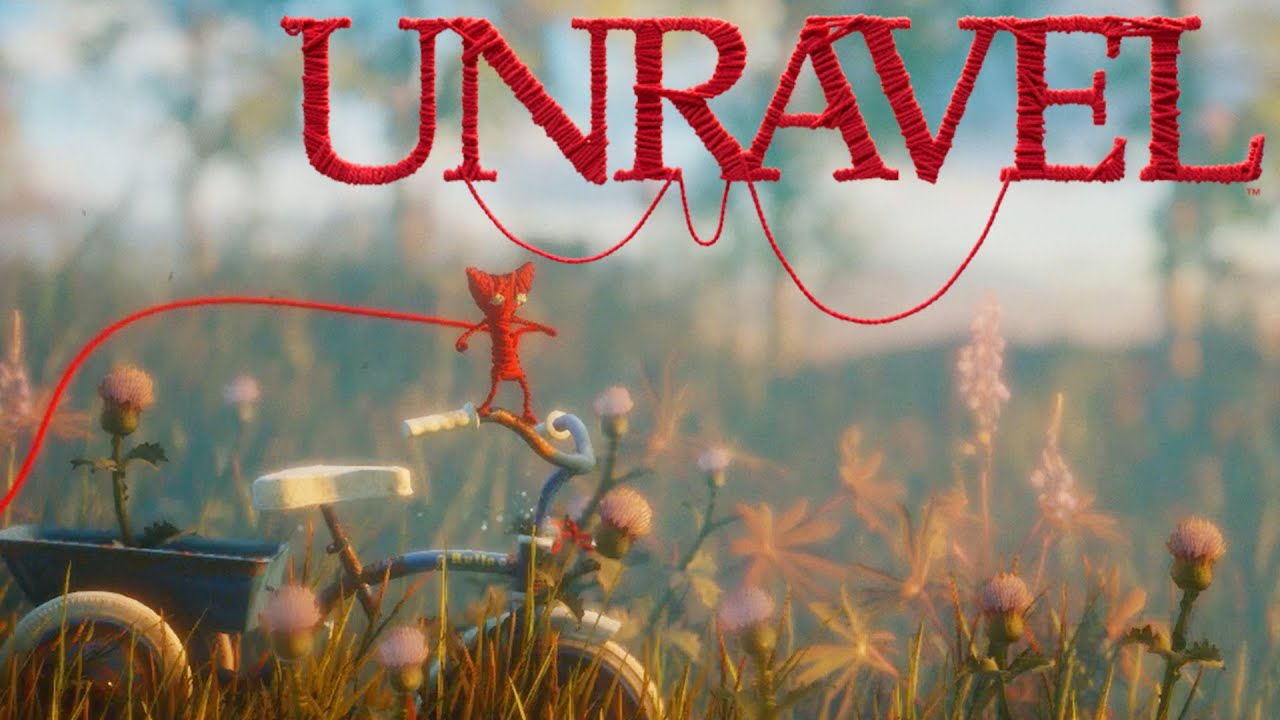 Image result for unravel 1 gameplay