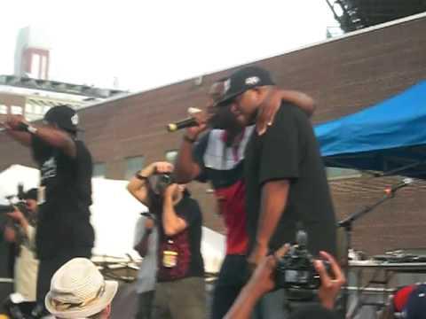 Nice and Smooth w/ DJ Premier-DWYCK Live at Brooklyn Hip Hop Festival 2010