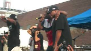 Nice and Smooth w/ DJ Premier-DWYCK Live at Brooklyn Hip Hop Festival 2010
