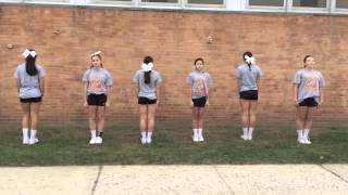 Woodland Middle School Cheers