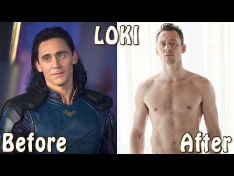 Thumbnail: Thor: Ragnarok Cast ★ Before And After