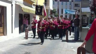 La Piedat saeta festa cristo 2011 pego