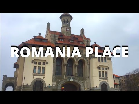 Constanta Romania 2018 Tour Guide Best City Visit Vacation Tavel Video