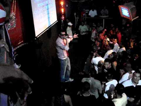 Tobin Karaoke Panama City.MPG