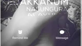en viral idukula female voice whatsapp status