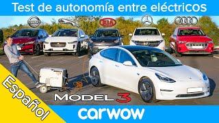 ¡Conducimos estos coches eléctricos hasta que mueran! | carwow