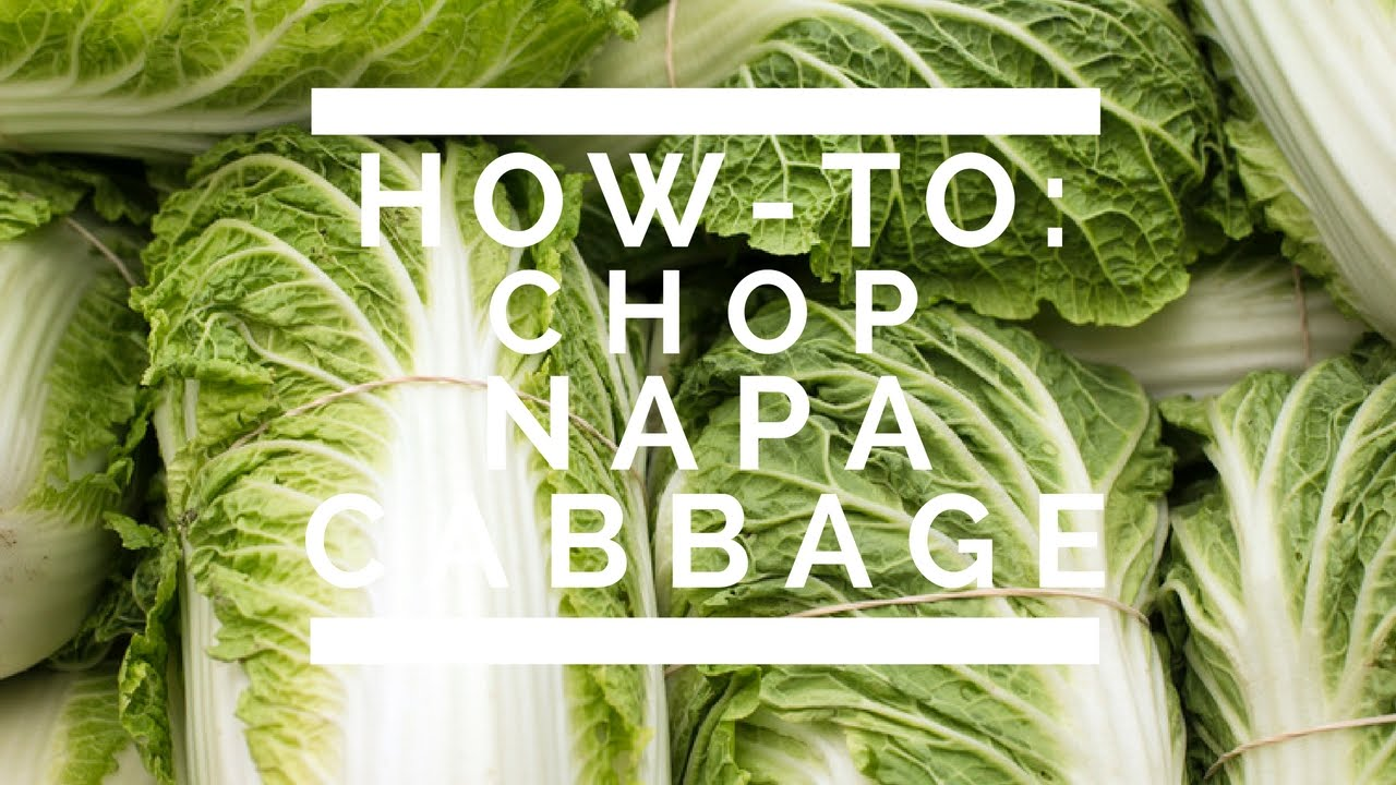 how to use napa cabbage