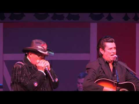Folsom Prison Blues with harmonicaMD