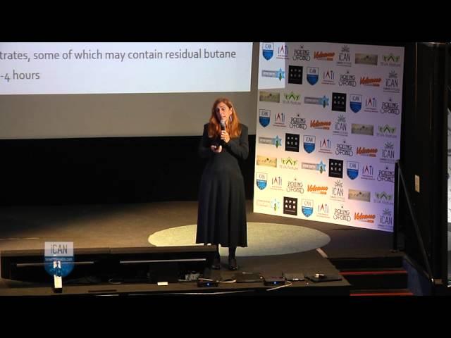 iCAN Israel Cannabis - Dr. Deborah Malka, Dosage and Delivery Methods of Medical Cannabis