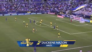Haiti vs Jamaica Best PLAYS BY SPRINT Gold Cup 2015